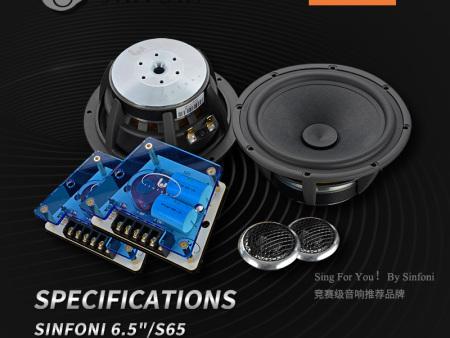 S65 两分频套装喇叭